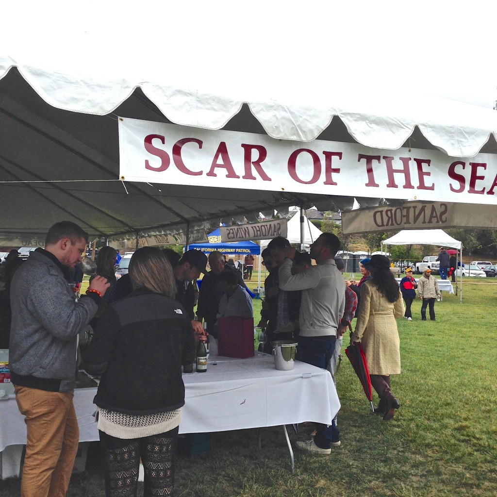 Scar of the Sea winery, one of 120 SB County vintners pouring